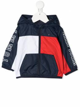 Tommy Hilfiger Junior куртка с логотипом KN0KN01245C87