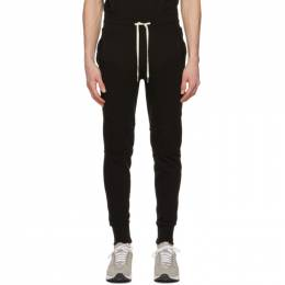 John Elliott Black Escobar Lounge Pants C100B0010B