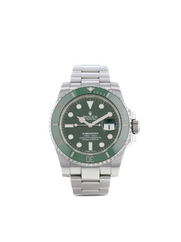 Наручные часы Submariner Date pre-owned 40 мм 2016-го года 373488 Rolex
