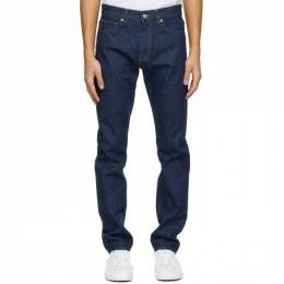 Norse Projects Indigo Slim Jeans N30-0101