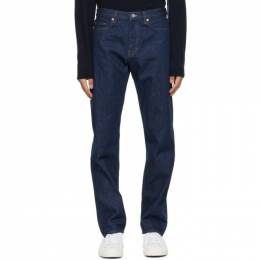 Norse Projects Indigo Regular Denim Jeans N30-0100