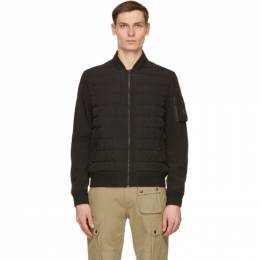 Belstaff Black Down Mantle Jacket 71020837