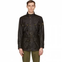 Belstaff Brown Waxed Trialmaster Jacket 71050519