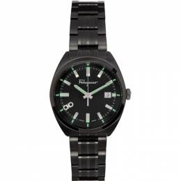 Salvatore Ferragamo Black Evolution Watch SFNJ00620
