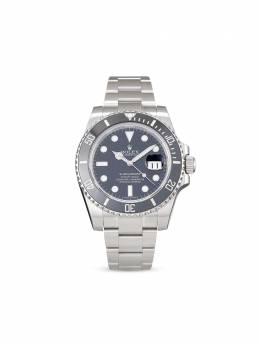 Наручные часы Submariner Date pre-owned 40 мм 2017-го года 116610LN Rolex
