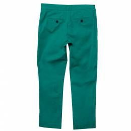 Joseph Green Stretch Cotton Cropped Quentin Pants S 391424