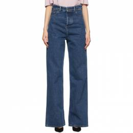 Y / Project Blue Classic Peep Show Jeans JEAN30-S20