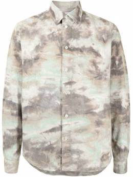 John Elliott Corpus button-down shirt E055F61671A