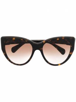 Gucci Eyewear очки с логотипом Interlocking G GG0877S002
