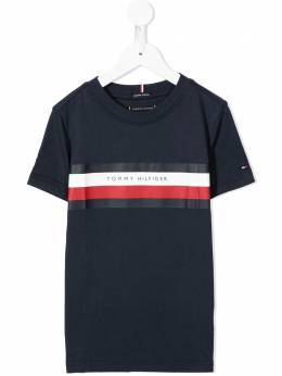 Tommy Hilfiger Junior футболка с логотипом KB0KB06735