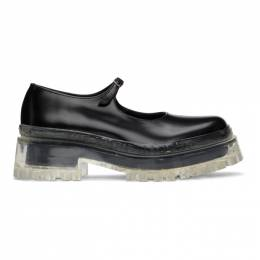Marc Jacobs Black The Mary Jane Loafers M9002339
