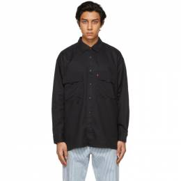 Levi's Black Oversized Work Shirt 36268-0002