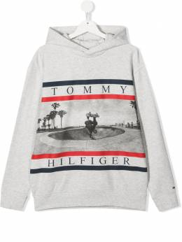 Tommy Hilfiger Junior худи с логотипом KB0KB06574