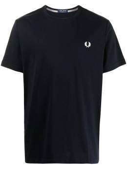 Fred Perry футболка Laurel Wreath с вышивкой M1600