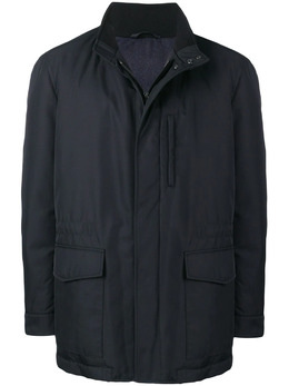 Brioni concealed front jacket SUMF0LO3811
