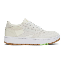 Reebok Classics Off-White Club C Double Sneakers FY7297