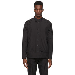 Norse Projects Black Gore-Tex® Infinium Jens Jacket N55-0515