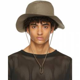 Taupe Crusher Bucket Hat IN748 South2 West8
