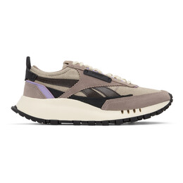 Reebok Classics Purple A$AP Nast Edition Classic Leather Legacy Sneakers H01280