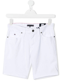 Tommy Hilfiger Junior джинсовые шорты Spencer KB0KB06474