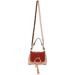 See by Chloe Red and Pink Mini Joan Bag CHS21US975945