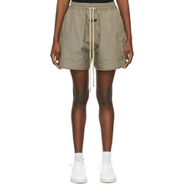 Fear Of God Khai Nylon Track Shorts FG40-024CRN