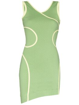 Eckhaus Latta Surface mini sleeveless dress 1005ELSS21PI