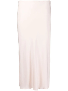 Blumarine flared midi skirt 225095