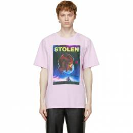 Purple In Dreams T-Shirt C1-21T001L-A Stolen Girlfriends Club