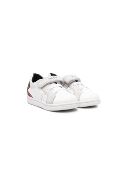 Geox logo touch-strap sneakers B152CA085FUC0899