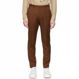 Tiger Of Sweden Brown Thodd Trousers T64537059
