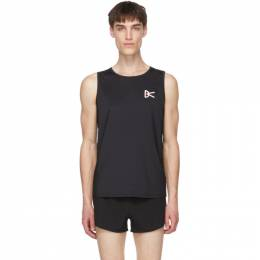 Black Air Wear Singlet Tank Top DV0001 District Vision