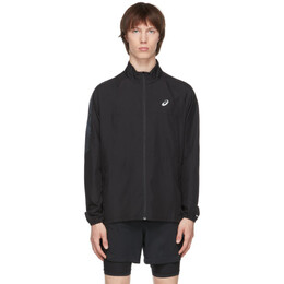 Asics Black Icon Jacket 2011B051