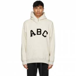 Fear Of God Off-White ABC Hoodie FG50-056OFL
