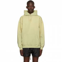 Fear Of God Green FG Hoodie FG50-014FLC
